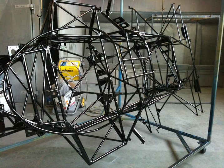 Powder Coating Gallery Image 1
